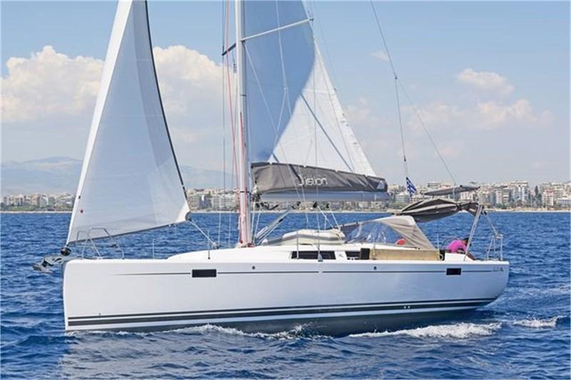 Аренда яхты Hanse 385  /2016