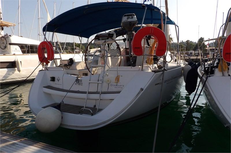 Аренда яхты Sun Odyssey 36i (3Cab)  /2012