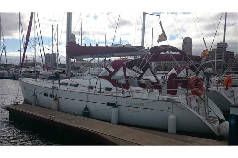 Аренда яхты Oceanis 423 (4Cab)  /2003