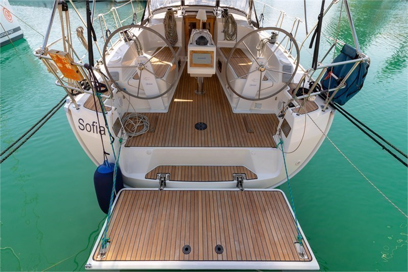 Аренда яхты Bavaria Cruiser 37 (3Cab)  /2016