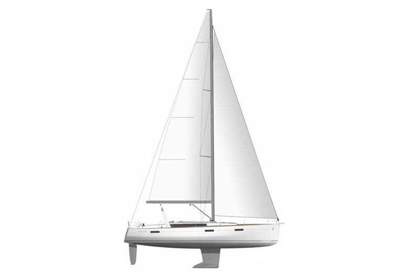 Аренда яхты Oceanis 45 (4Cab)  /2016