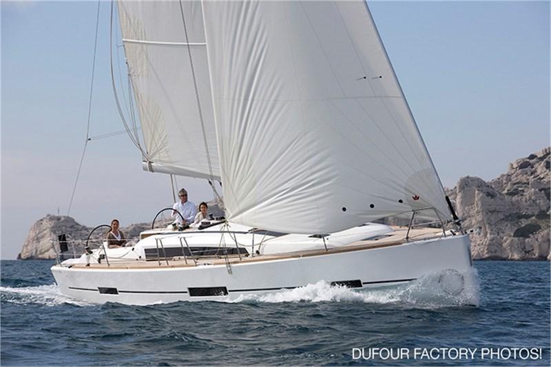 Аренда яхты Dufour 410 Grand Large (3Cab)  /2016