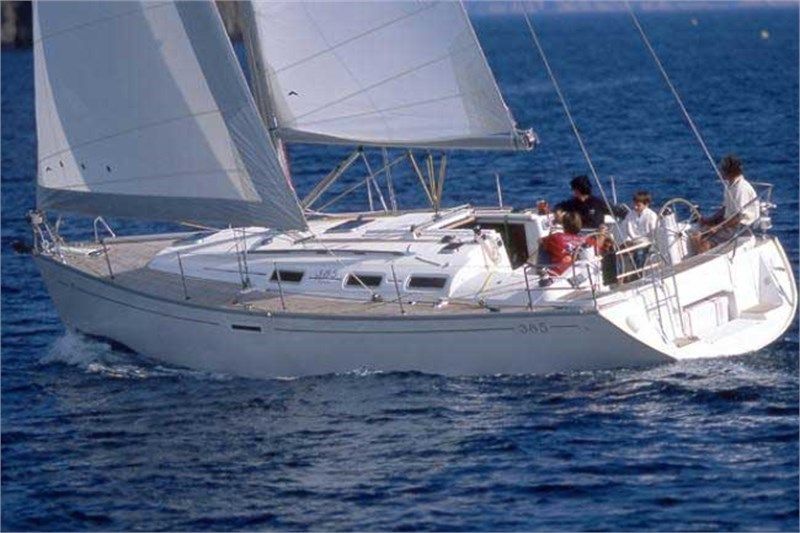 Аренда яхты Dufour 385 (3Cab)  /2004