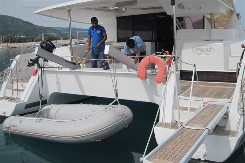 Аренда яхты Helia 44 (4Cab)  /2013
