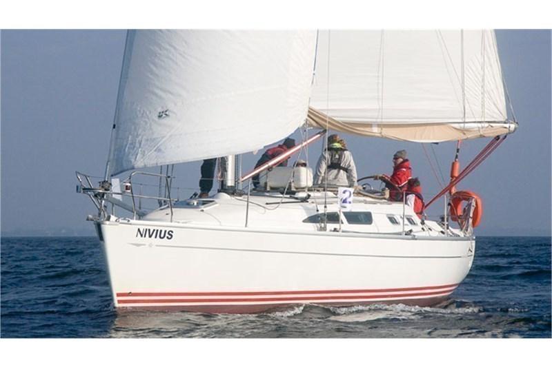 Аренда яхты Sun Fast 37 (3Cab)  /2006