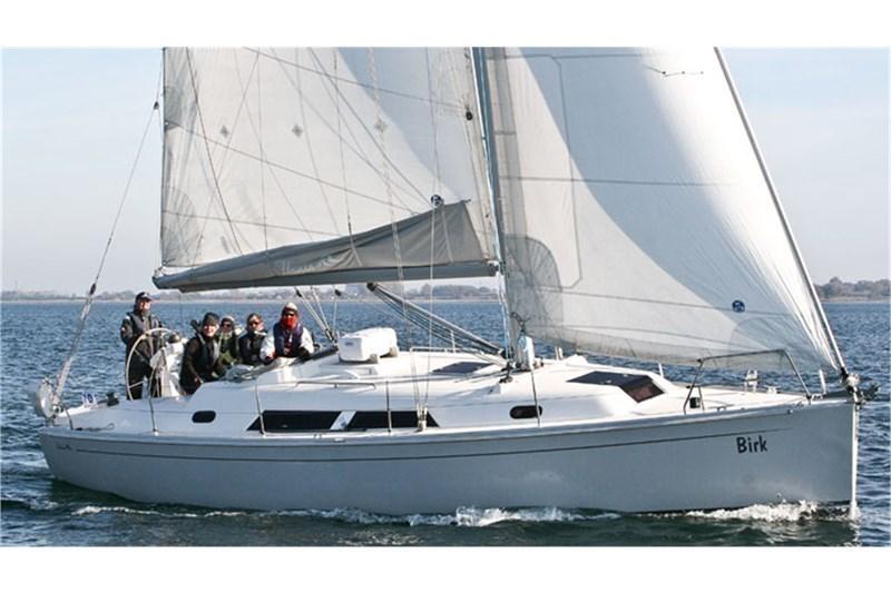 Аренда яхты Hanse 370 (3Cab)  /2009