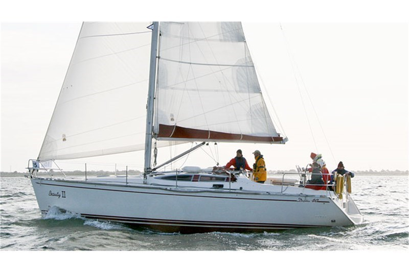 Аренда яхты Delphia 40 (3Cab)  /2005