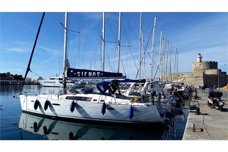 Аренда яхты Oceanis 46 (4Cab)  /2009