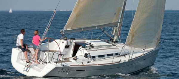 Аренда яхты First 35  /2012