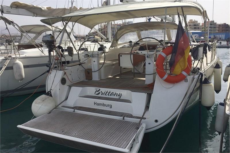 Аренда яхты Bavaria Cruiser 50 (5Cab)  /2012