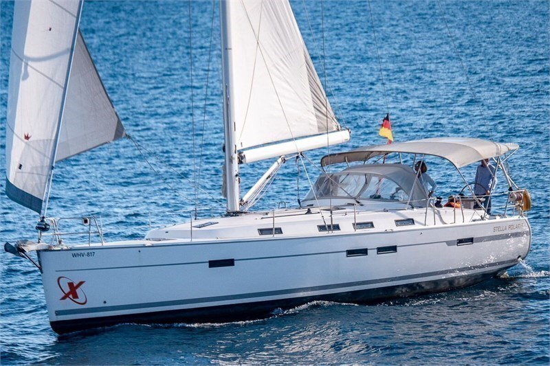 Аренда яхты Bavaria Cruiser 45 (4Cab)  /2014