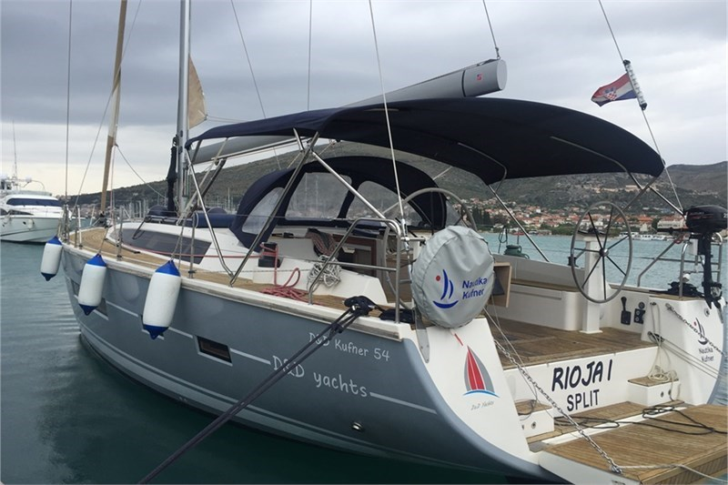 Аренда яхты D & D Kufner 54 (5Cab)  /2016