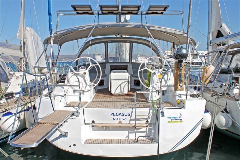 Аренда яхты Jeanneau 54 (5Cab)  /2017