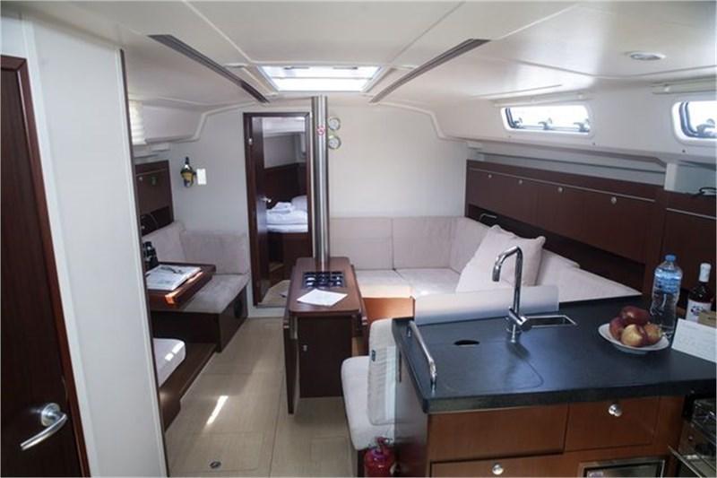 Аренда яхты Hanse 415 (3Cab)  /2017