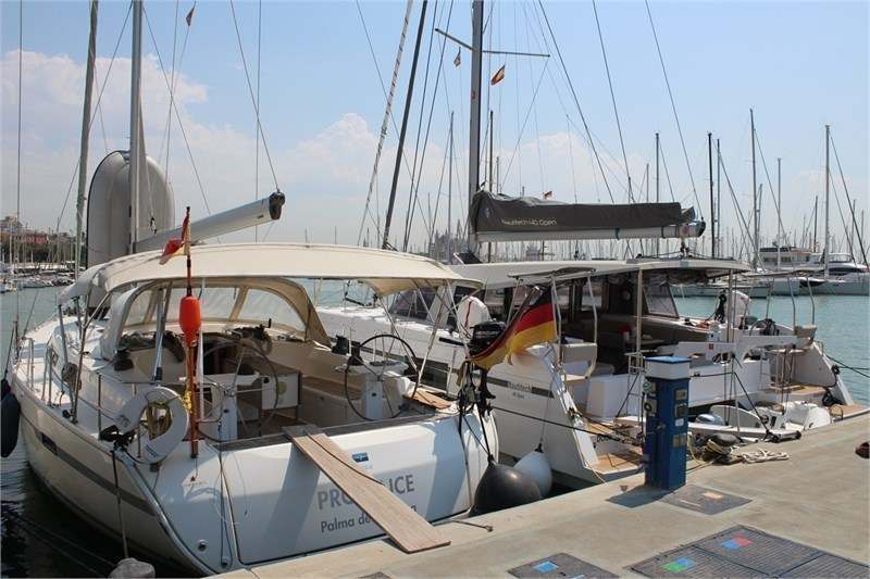 Аренда яхты Bavaria Cruiser 45 (4Cab)  /2012