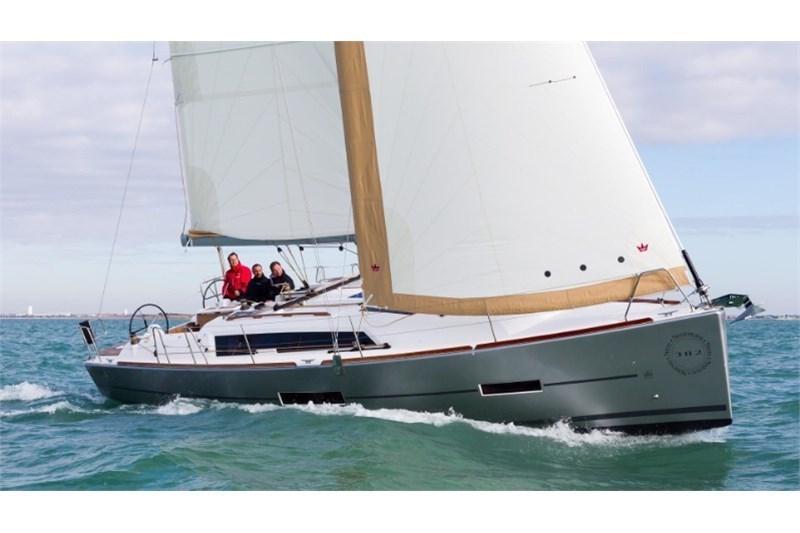 Аренда яхты Dufour 382 Grand Large (2Cab)  /2017
