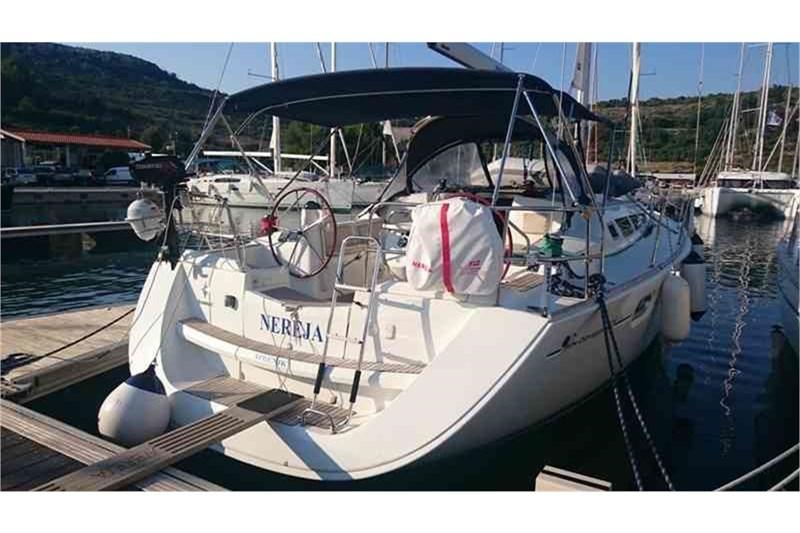 Аренда яхты Sun Odyssey 42i (3Cab)  /2007