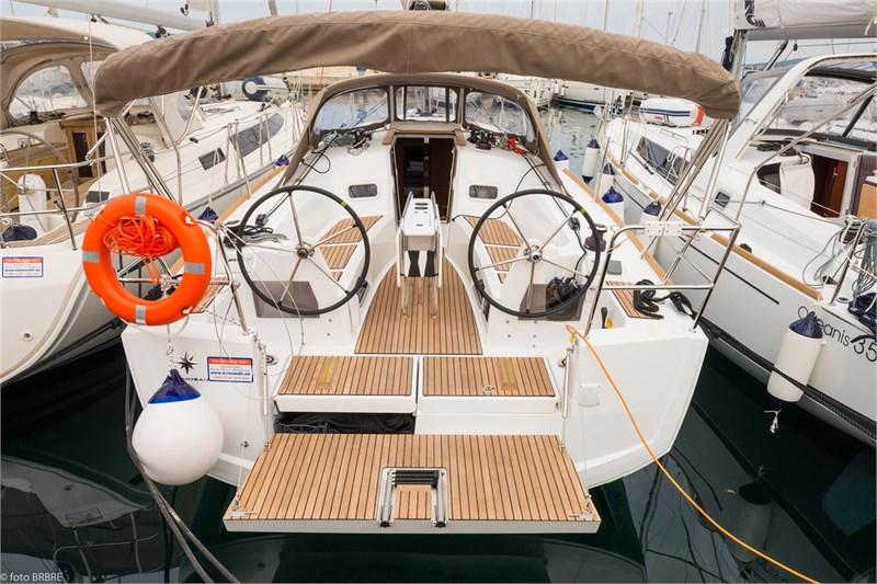 Аренда яхты Sun Odyssey 349 (3Cab)  /2017