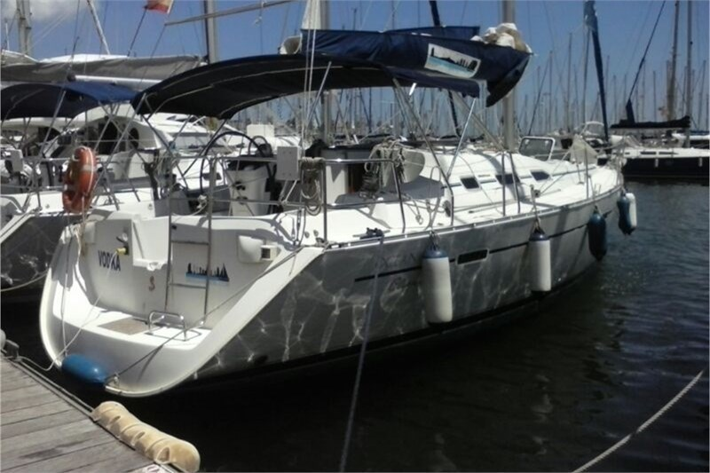 Аренда яхты Oceanis 393 (3Cab)  /2001