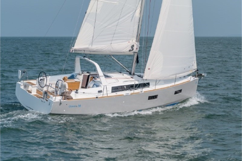 Аренда яхты Oceanis 38 (3Cab)  /2017