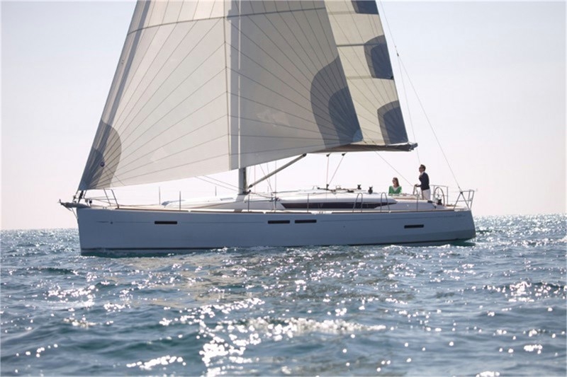 Аренда яхты Sun Odyssey 449 (4Cab)  /2017
