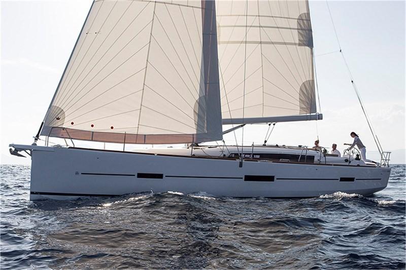 Аренда яхты Dufour 460 Grand Large (4Cab)  /2017