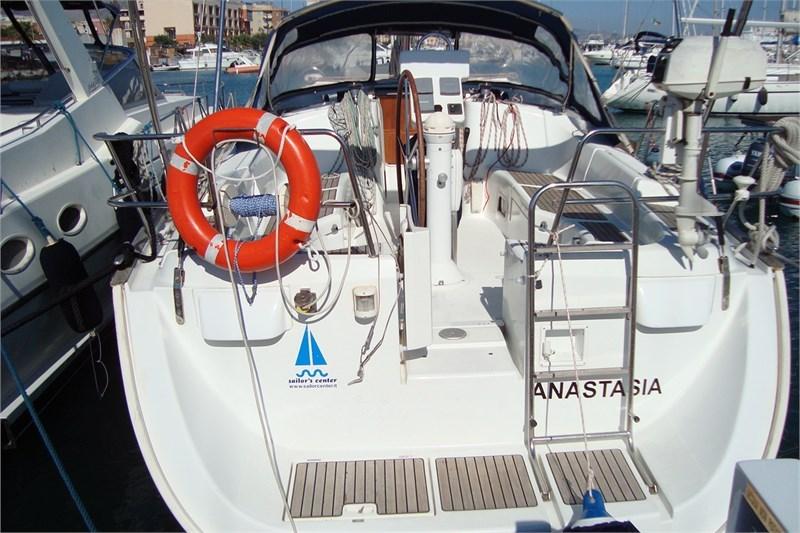 Аренда яхты Oceanis 423 (4Cab)  /2004