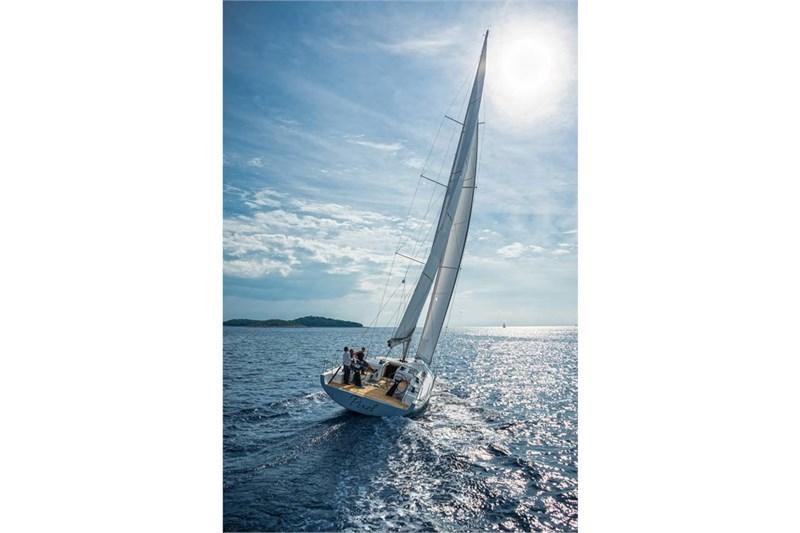 Аренда яхты More 55  /2015