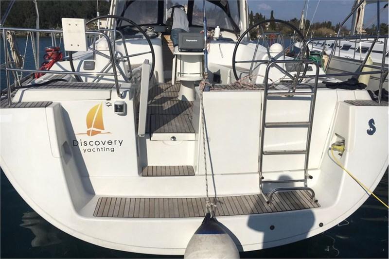 Аренда яхты Oceanis 50 Family (5Cab)  /2012