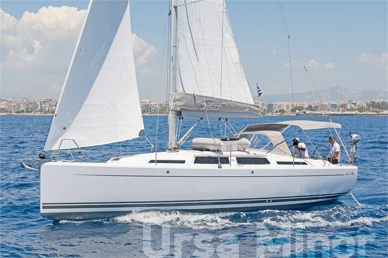 Аренда яхты Hanse 345 (3Cab)  /2017