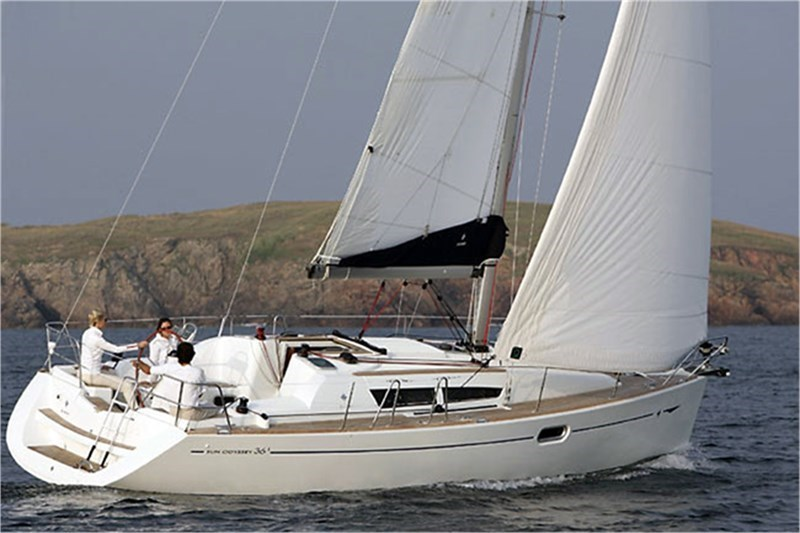Аренда яхты Sun Odyssey 36i (2Cab)  /2010