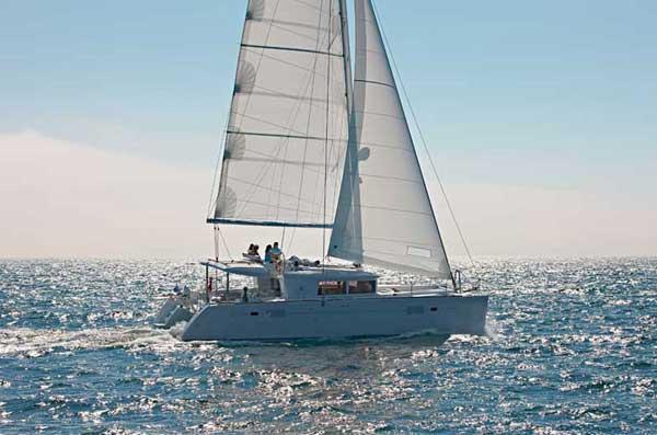 Аренда яхты Lagoon 450 (4Cab)  /2015