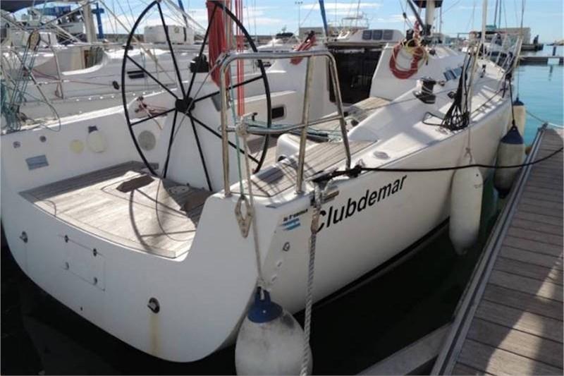 Аренда яхты Malbec 360  /2008