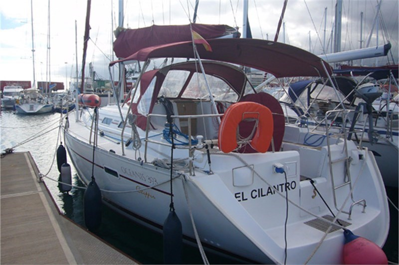 Аренда яхты Oceanis 393 (3Cab)  /2003