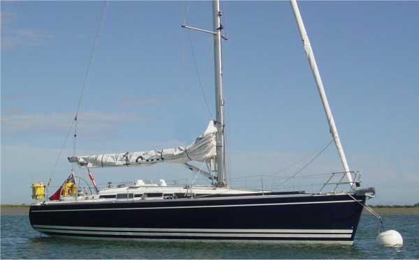 Аренда яхты Arcona 400 (3Cab)  /2004