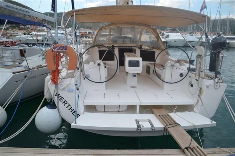 Аренда яхты Dufour 410 Grand Large (3Cab)  /2015