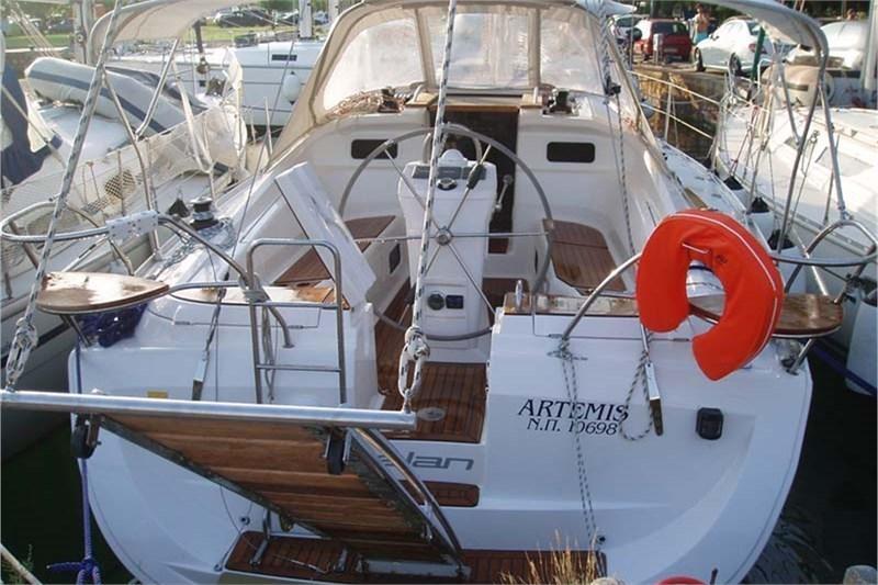 Аренда яхты Elan Impression 384 (3Cab)  /2011