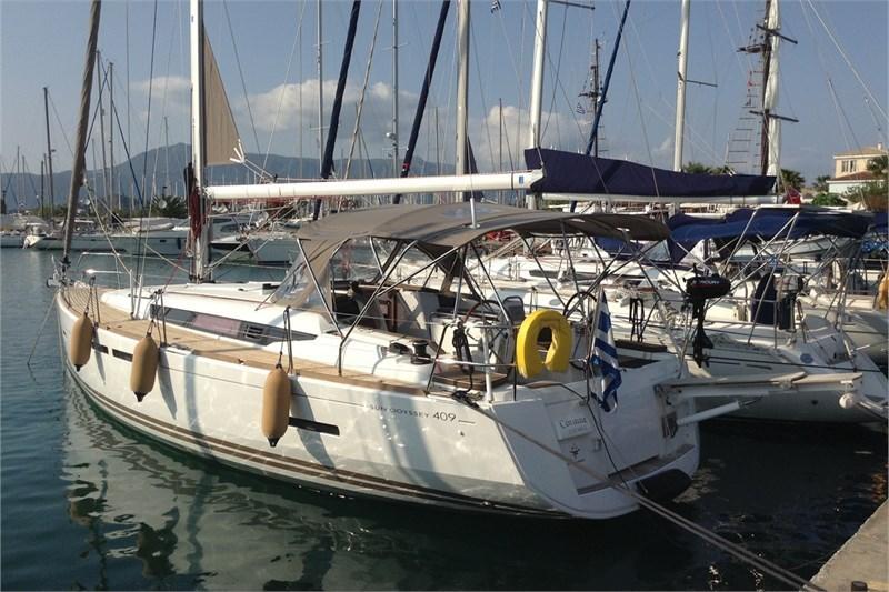 Аренда яхты Sun Odyssey 409 (3Cab)  /2012
