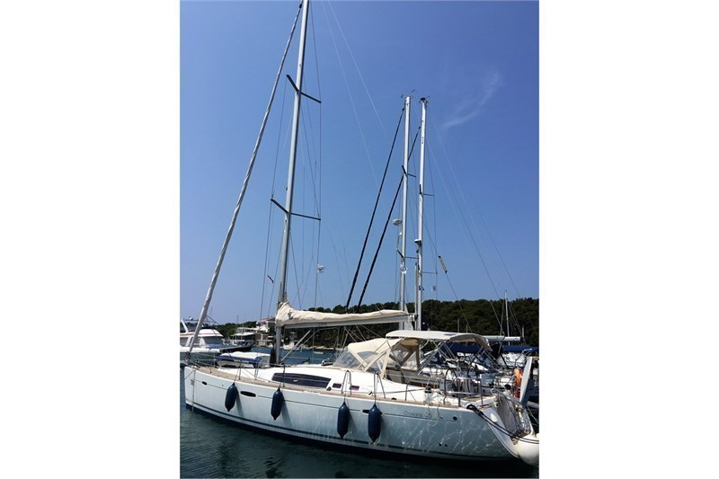 Аренда яхты Oceanis 46 (3Cab)  /2009