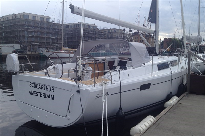 Аренда яхты Hanse 385  /2015