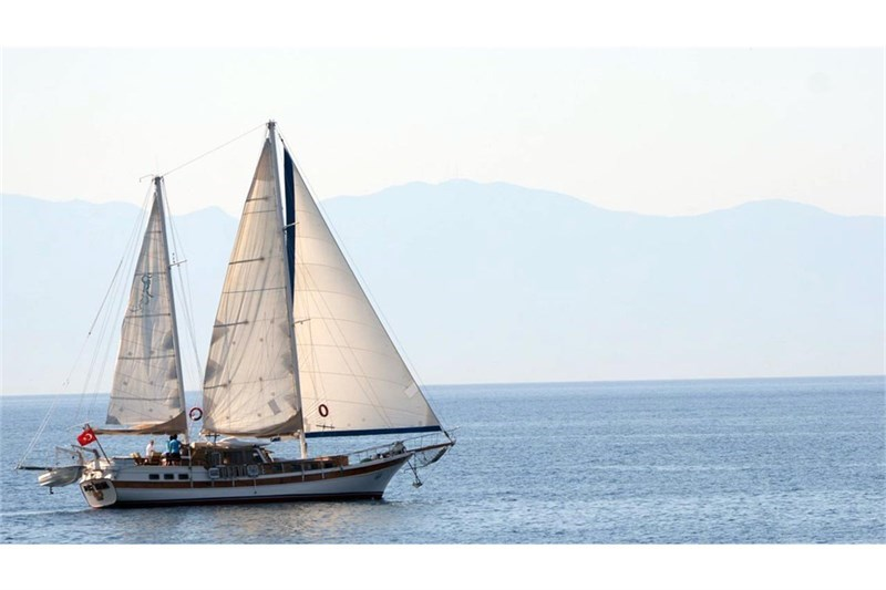 Аренда яхты Ketch (Tifil)  /1986