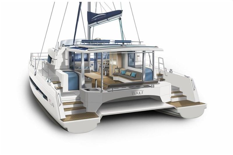 Аренда яхты Bali 5.4 (5+2Cab)  /2019