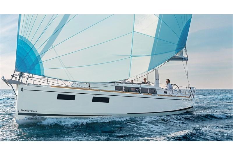 Аренда яхты Oceanis 38.1 (3Cab)  /2018