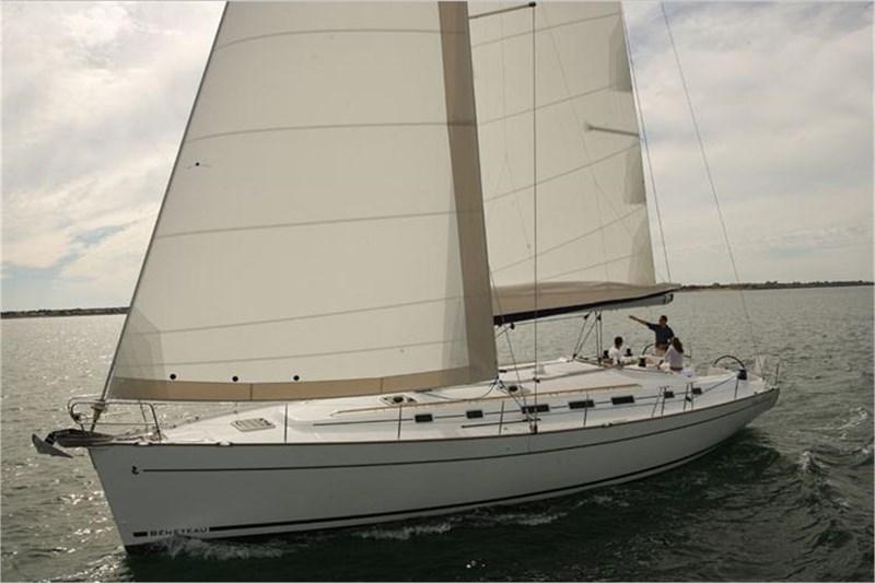Аренда яхты Beneteau Cyclades 50.5 (5Cab)  /2008