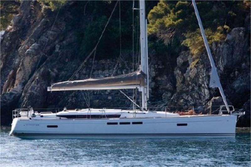 Аренда яхты Sun Odyssey 509 (4Cab)  /2012