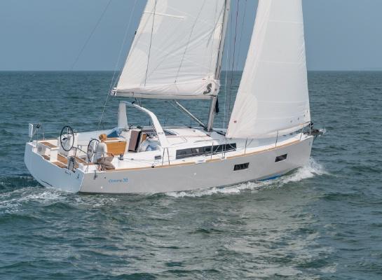 Аренда яхты Oceanis 38 (3Cab)  /2018