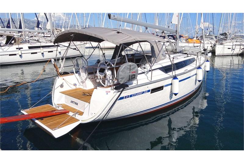 Аренда яхты Bavaria Cruiser 34 (3cab)  /2020