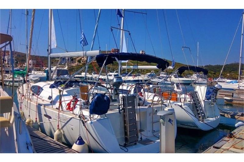 Аренда яхты Oceanis 43 (4Cab)  /2011