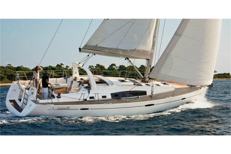 Аренда яхты Beneteau 50 (5Cab)  /2011
