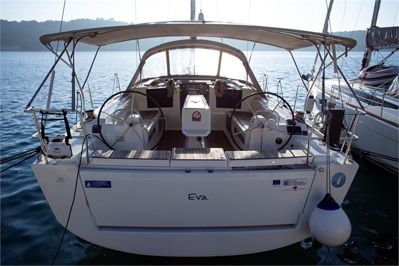 Аренда яхты Dufour 412 Grand Large (3Cab)  /2018